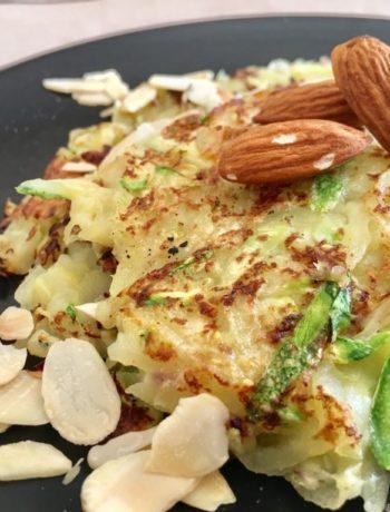 rosti patate e zucchine