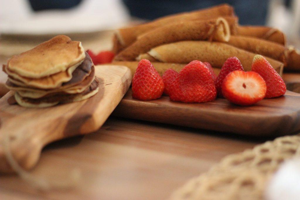 crepes vegane a colazione
